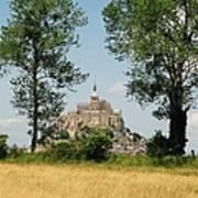 Mont St. Michel Poster