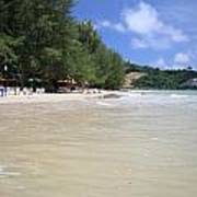Nai Yang Beach Phuket Island Thailand Poster