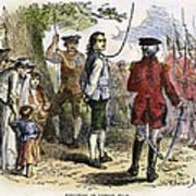 Nathan Hale (1755-1776) Poster