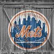 New York Mets Poster