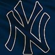 New York Yankees Uniform Poster