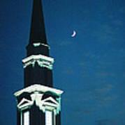 Night Church Poster