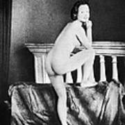 Nude Posing, C1850 Poster