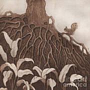Nut Maze Poster