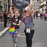 Nyc Gay Pride 2011 Poster
