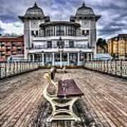 Penarth Pier Pavilion Poster