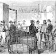 Presidential Election, 1864 Poster