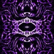 Purple Series 3 Poster