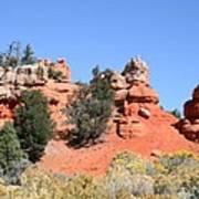 Red Canyon - Utah Poster