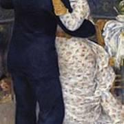 Renoir, Pierre-auguste 1841-1919. Dance Poster