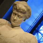 Rodin's Katherine Seney Simpson Poster