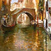Romance In Venice  Poster