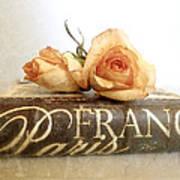 Paris Romantic Poster