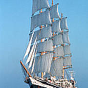Sailing Ship Poster by Anonymous