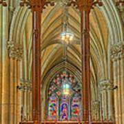 Saint Patricks Cathedral Poster