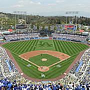 San Francisco Giants V Los Angeles Poster