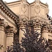 San Francisco - Palace Of Fine Arts Poster