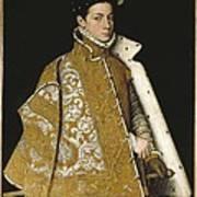 Sanchez Coello, Alonso 1531-1588 Poster