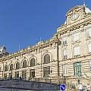Sao Bento Railway Station Porto Portugal Poster