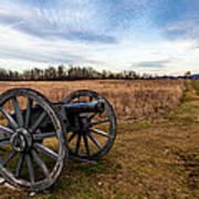 Saratoga Battlefield Poster