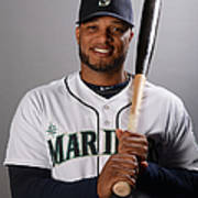 Seattle Mariners Photo Day Poster