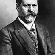Sigmund Freud (1856-1939) Poster