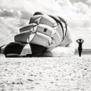 Silhouette Poster by Richie Stewart