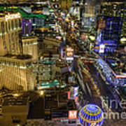 Sin City Poster by Eddie Yerkish