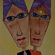 Soulmates Poster by Shruti Prasad