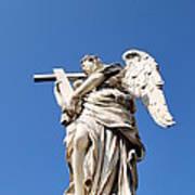 Statue In Vatican City Poster