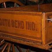 Studebaker Centennial Wagon Poster