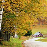 Sugar Mill Vermont Poster