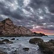 Sugarloaf Rock - Western Australia Poster