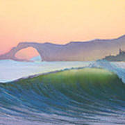 Sunset Sonata Poster