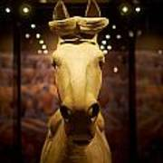 Terracotta Soldiers. The Horse Poster