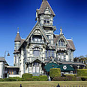 The Carson Mansion Poster