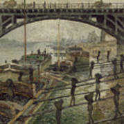 The Coalmen Poster