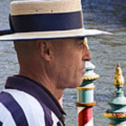 The Gondolier Poster