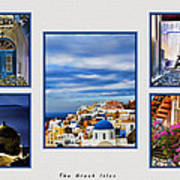 The Greek Isles Poster