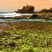 The Tanah Lot Temple - Bali - Indonesia Poster