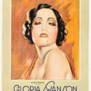 The Trespasser, Gloria Swanson, 1929 Poster