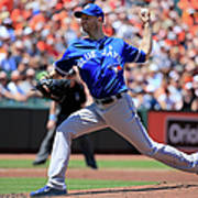 Toronto Blue Jays V Baltimore Orioles Poster
