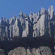 Tsingy De Bemaraha Madagascar Poster