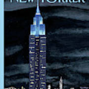 New Yorker November 19th, 2012 Poster