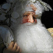 Upscale Father Christmas Poster