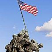 Us Marine Corps Memorial Poster