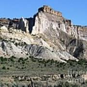 Utah Mountain Poster