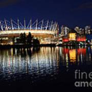 Vancouver British Columbia 3 Poster