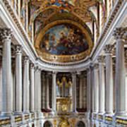 Versailles Chapel Poster