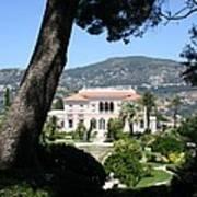 Villa Ephrussi De Rothschild Poster